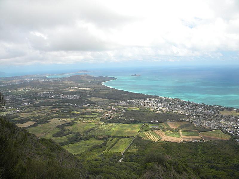 Ridge Hike Oahu at Prep Mariner's Ridge Hike