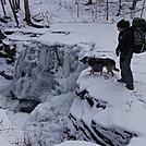 Frozen Falls by Lea13 in Other Trails