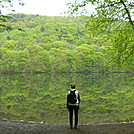 Crescent Lake on the Mattabesett Trail (New England Trail) by Koozy in Other Trails
