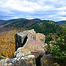 Near the pinnacle of Table Rock by imscotty in Other Trails