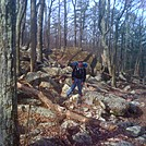 PA section hike