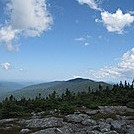 Mt. Abraham LT looking north by Amigs0420 in Long Trail