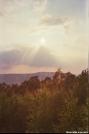 Virginia Sky by Tractor in Views in Virginia & West Virginia
