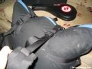 Top of homemade gearskin by DebW in Gear Gallery