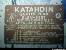 The Sign in 1980 by DebW in Katahdin Gallery