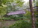 2005 Section Hike - The Bridge At Kimberling Creek, Va
