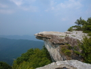 2006 Section Hike - McAfee's Knob by Fat Man Walking in Trail & Blazes in Virginia & West Virginia