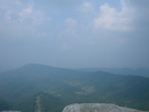 2006 Section Hike - Tinker's Cliffs From Mcafee's Knob by Fat Man Walking in Trail & Blazes in Virginia & West Virginia