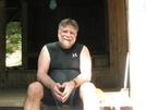 2008 Section Hike - Fat Man Walking At Bryant Ridge Shelter by Fat Man Walking in Section Hikers
