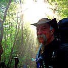 When Hiking The Appalachian Trail, Your Often Deep Under The Mountains Forest Canopy…….Add Rain… Thu by Puma Ghostwalker in Faces of WhiteBlaze members