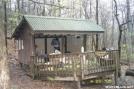 Tom Floyd Wayside Shelter by trailfinder in Virginia & West Virginia Shelters