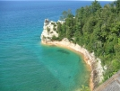 NCT in Pictured Rocks by Happy Feet in North Country NST