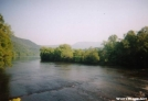 Hiwassee River on BMT