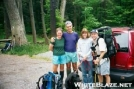 After some magic by Happy Feet in Thru - Hikers