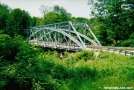 Iron Bridge over the Housatonic by Happy Feet in Views in Connecticut