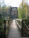 Toccoa River Footbridge