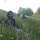 Hidin in the tall grass by Forrest'10 in Thru - Hikers