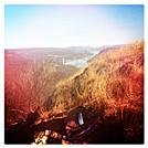 Bear Mountain Bridge from Bald Mountain by GrassyNoel in Trail & Blazes in New Jersey & New York