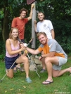 JHP Wiffle Ball Tourney Pic by khaynie in Thru - Hikers