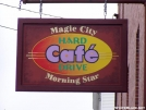 Magic City Morning Star & Hard Drive Cafe by Magic City in Maine Trail Towns