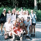 Camp Grier Outting by Master Blaster in Section Hikers