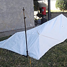Tyvek tarp by DaFireMedic in Gear Review on Shelters