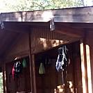 pinhoti shelters