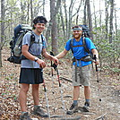 Thru hikers, L- Viking, R- Iceman by Tequila in Thru - Hikers