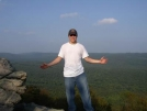 Me on Chimney Rocks by FFTorched in Views in Maryland & Pennsylvania