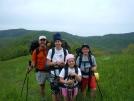 TimeTraveler, TanMan, Dojo Joe, & Tink by TimeTraveler in Section Hikers
