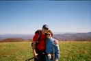 Kerosene And Wife Atop Max Patch