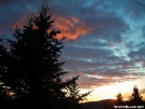 Sunset over South Kinsman by Kerosene in Views in New Hampshire