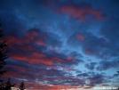 Sunset over South Kinsman