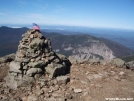 Cairn atop Mt. Abraham by Kerosene in Views in New Hampshire