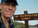 Kerosene Self-portrait atop Mt. Washington by Kerosene in Section Hikers
