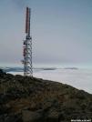 Mt. Washington Radio Tower by Kerosene in Views in New Hampshire