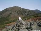 White Quartz Cairn North of Mt. Jefferson