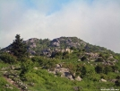 Trail Leading to Rocky Point atop Wilburn Ridge by Kerosene in Views in Virginia & West Virginia