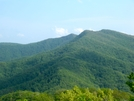 Rocky Bald From Wesser Bald by Kerosene in Views in North Carolina & Tennessee