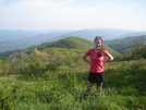 Sunshine At Cheoah Bald by Kerosene in Section Hikers