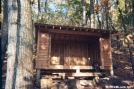 New Boy Scout Shelter