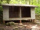 Doc\'s Knob Shelter by Kerosene in Virginia & West Virginia Shelters