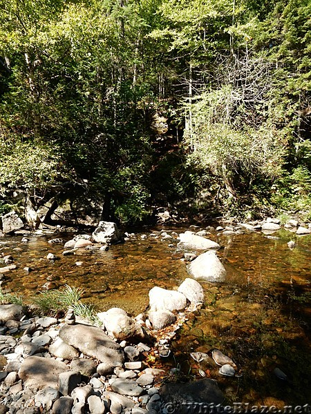 Ford of Oberton Stream