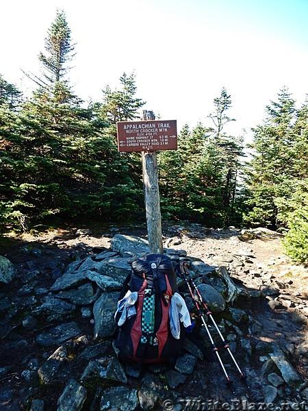 Summit of North Crocker Peak