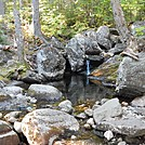 Stream at Little Bigelow Lean-to