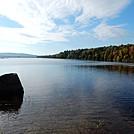 Bald Mountain Pond in Morning Light by Kerosene in Views in Maine