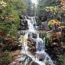 Katahdin Stream Falls by Kerosene in Views in Maine