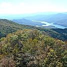 Fontana Lake by Kerosene in Views in North Carolina & Tennessee