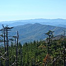 Panorama from Clingmans Dome by Kerosene in Views in North Carolina & Tennessee