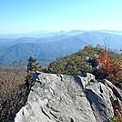 Cammerer Rock by Kerosene in Views in North Carolina & Tennessee